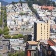San Francisco Neighborhood, California — Stock Photo