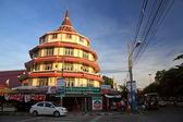 Thai temple landmark in Korat — ストック写真