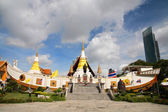 Wat Yannawa in Bangkok — Stock Photo