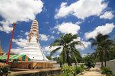 Whai pagoda  against blue sky and cloud  — Foto de Stock
