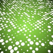 Green (RYB) round structur dots dots Background '' — Stock Photo