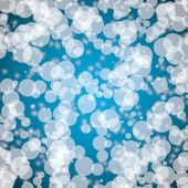 Blue technology dots Background — Stock Photo