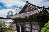 Bongeunsa Temple in Seoul, South Korea — Stock Photo