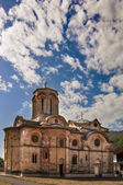 Christian orthodox monastery of Ljubostinja, Serbia — Stock Photo