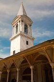 Torre del palazzo di topkapi a istanbul, turchia — Foto Stock