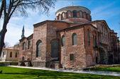 Saint Irene church in Istanbul, Turkey — Stock Photo