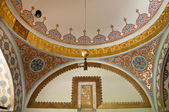 Room in one of the Topkapi buildings in Istanbul, Turkey — Stock Photo