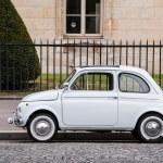 Fiat 500 car — Stock Photo #26947697
