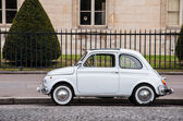 Fiat 500 car — Stock Photo