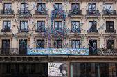 Rivoli street, Paris, France — Stock Photo