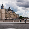 Conciergerie, Paris, France — Stock Photo #26950017