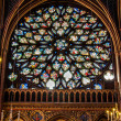 Sainte Chapelle in Paris, France — ストック写真
