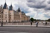 Conciergerie, Paris, France — Stock Photo