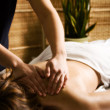 Massage Clinic — Stock Photo