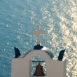 Greek Church — Stock Photo #12198920