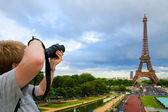 Torre tempestuoso — Foto Stock