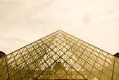 Piramide — Foto Stock