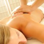 Massage Therapy — Stock Photo