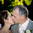 The Kiss — Stock Photo
