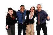 Verksamhet team — Stockfoto