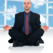 Stock Photo: Zen Man