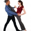 Dancing Couple — Stock Photo #12419875