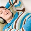 Happy music — Stock Photo #12424056