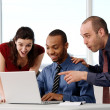 Business Team — Stock Photo #12420248