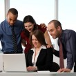 Business Team — Stock Photo #12420314