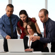 Business Team — Stock Photo #12420321