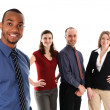 Business Team — Stock Photo #12420337