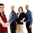 Business Team — Stock Photo #12420339