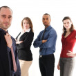 Business Team — Stock Photo #12420343