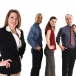Business Team — Stock Photo #12420346