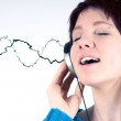 Music time — Stock Photo #12424074