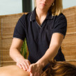 Massage Clinic - Stock Photo