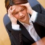 Headache — Stock Photo #12424942
