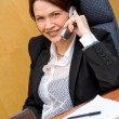 On the phone — Stock Photo #12424958