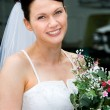 White Bride — Stock Photo #12425009