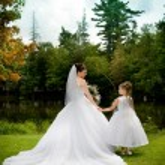 White Bride — Stock Photo #12425065