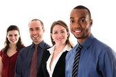 Zakelijke team — Stockfoto