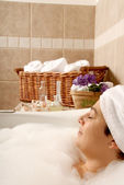 Spa life — Stock Photo