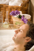 Bath — Stock Photo