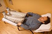 Pressoterapia — Foto Stock