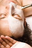 Skin care — Stock Photo