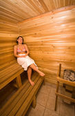 Heat therapy — Stock Photo
