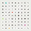 Set of web icons — Stockvektor