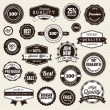 Set of labels and stickers — Stock Vector #13185916