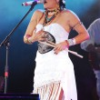 Snger Lila Downs — Stock Photo