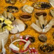 Mexican day of the dead offering altar - Stock Photo